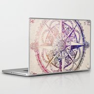 Laptop & iPad Skin featuring Voyager II by Jenndalyn