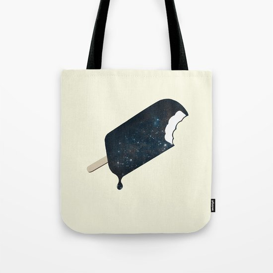 Space Melter Tote Bag