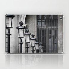 Parisian Streetlamps Laptop & iPad Skin