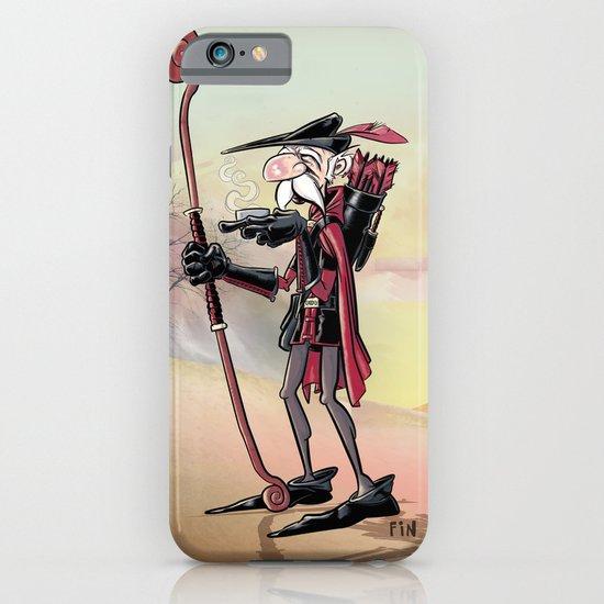 The Venerable Archer iPhone & iPod Case
