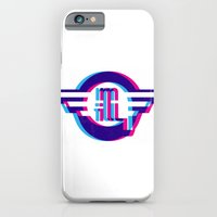 iPhone & iPod Case featuring metro illusions - 3D by metroilluziok