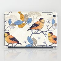 Birdie Pattern iPad Case
