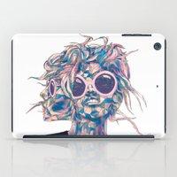 Pastel Light Four Eyes iPad Case