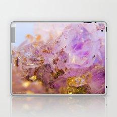 Amethyst Incrustrations Laptop & iPad Skin