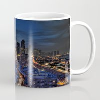 The City Of Big Shoulders Mug