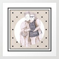 Providencia1 Art Print