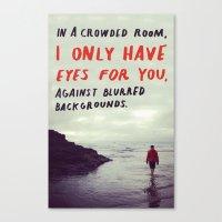haiku #128 Canvas Print