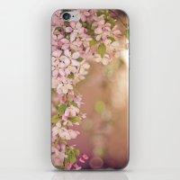 Pink Frame iPhone & iPod Skin