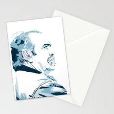 Man  Stationery Cards