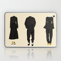 I Wanna Wear Céline 2 Laptop & iPad Skin