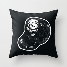 Our Cell Throw Pillow