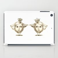 Siamese Queens iPad Case