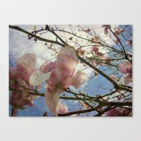 Hanging By A Moment Textured Canvas Print