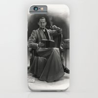 The Omnivorous Reader iPhone 6 Slim Case