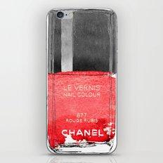 Red Love iPhone & iPod Skin