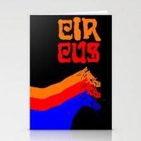 Wonderland Circus - Alic… Stationery Cards