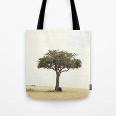 tree hugger::kenya Tote Bag