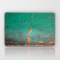 Cracked wall Laptop & iPad Skin