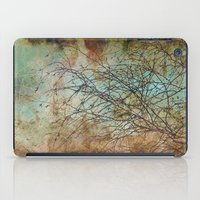 For the love of trees - textured photography iPad Case