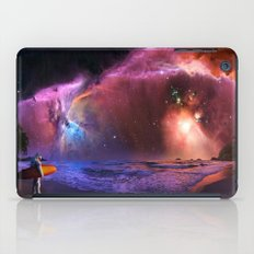 Space Surfer iPad Case