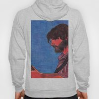 John Bell- Close Up Hoody