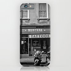 Montana Tattoos iPhone 6 Slim Case