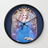 A Kingdom of Isolation Wall Clock