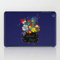 Plant Love! iPad Case