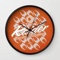 RAIDER Wall Clock