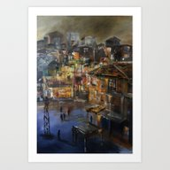 Art Print featuring Kentsel Dönüşüm Ve Y… by Atalay Mansuroğlu