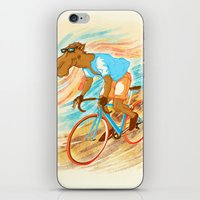 The Times They Are A-Cha… iPhone & iPod Skin