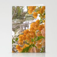 Touch of warmth Stationery Cards