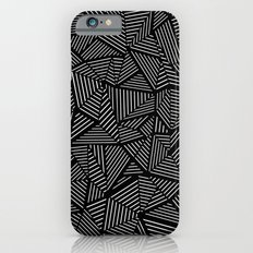 Abstraction Linear Slim Case iPhone 6s