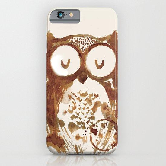 Too Early Bird iPhone & iPod Case