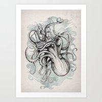 The Baltic Sea Art Print