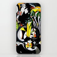 selfish giant iPhone & iPod Skin