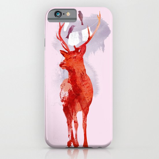Useless Deer iPhone & iPod Case