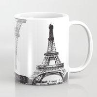 WE LOVE PARIS Mug