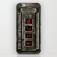 I-Yautja....Predator gauntlet Iphone case. iPhone & iPod Skin