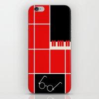 Dmitri Shostakovich - DSCH iPhone & iPod Skin