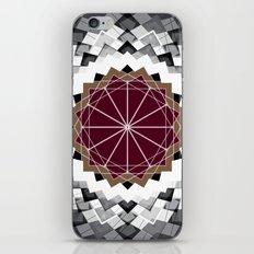 Nexus N°36bis iPhone & iPod Skin