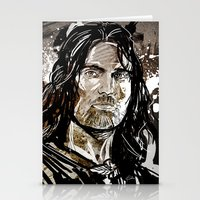 Aragorn Stationery Cards