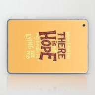 There Is Hope Laptop & iPad Skin