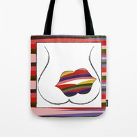 Kiss It! Tote Bag