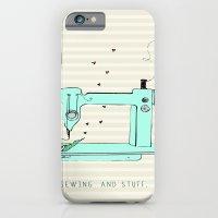 sew and stuff... iPhone 6 Slim Case