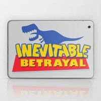 Inevitable Betrayal Laptop & iPad Skin