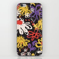 Floral Fiesta iPhone & iPod Skin