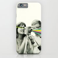 iPhone Cases featuring Back to Basics by Cassia Beck