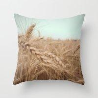 Farm Charm Throw Pillow