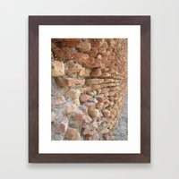 Hadrian's Wall Framed Art Print